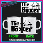 THE BOXER BOXING  GIFT MUG